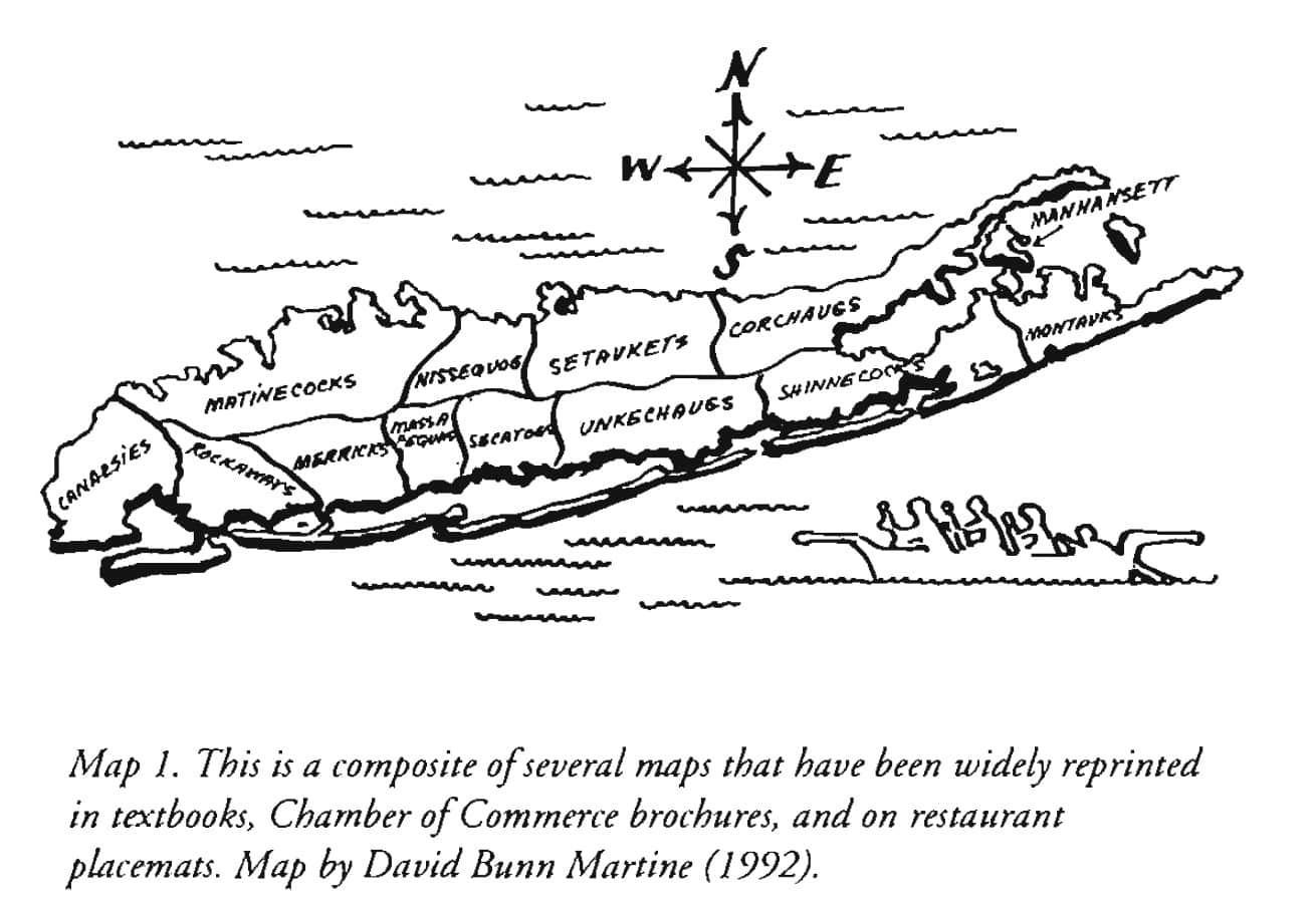 david-martine-map-of-long-island-tribes Creation of Long Island Jeremy Dennis On This Site