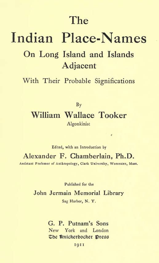 inside-cover-Indian-Place-Names-William-Wallace-Tooker William Wallace Tooker Jeremy Dennis On This Site
