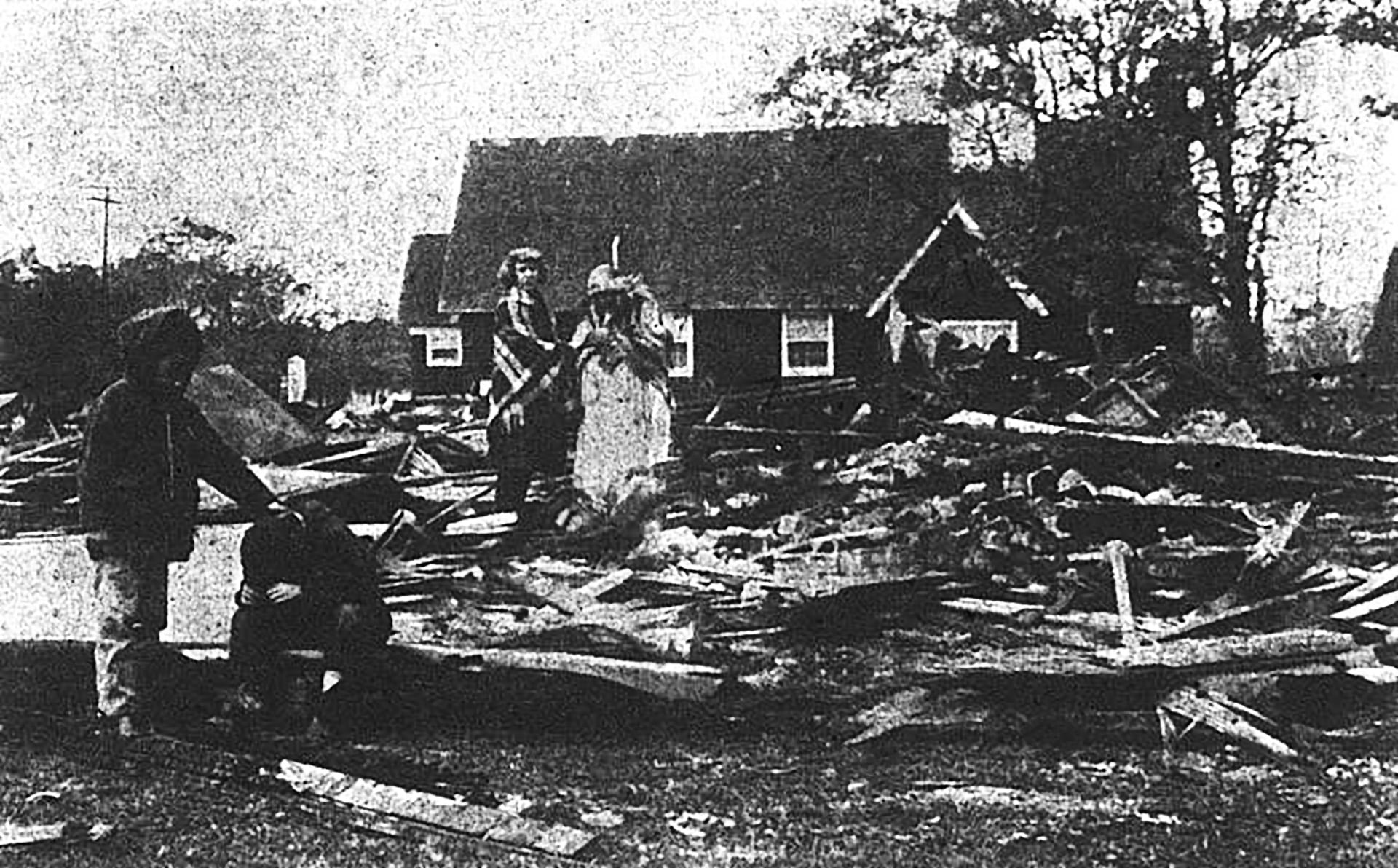 Shinnecock-School-Burned-Down-Southampton-Press-November-9-1967 Shinnecock Indian Reservation Jeremy Dennis On This Site