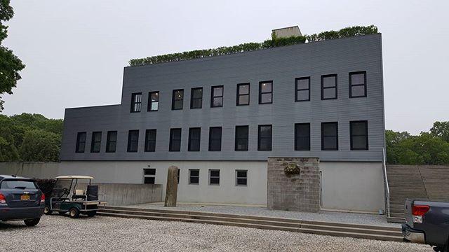 Watermill Center Residency begins