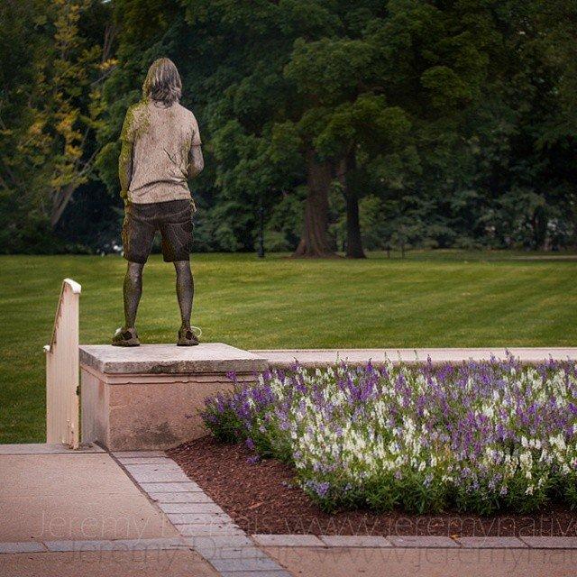 Silent #statue