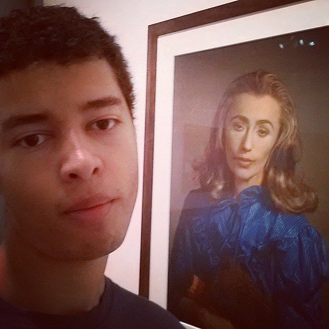 #Cindysherman and I