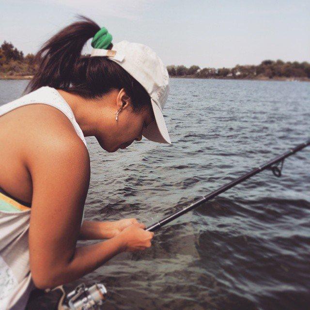 Kelly fishing
