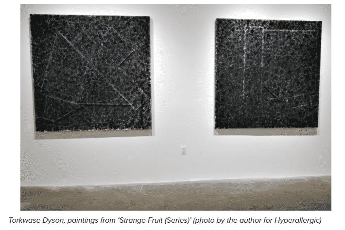 Torkwase Dyson : Unkeeping