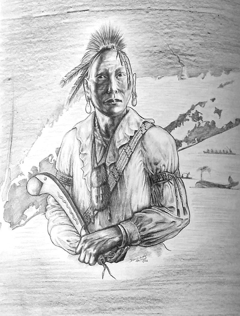 algonquian-david-776x1024 The Tribes of Long Island Jeremy Dennis On This Site