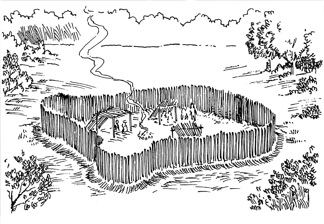 Fort-Illustration-from-Gaynell-stone-thematic-map-2 Indian Forts Jeremy Dennis On This Site