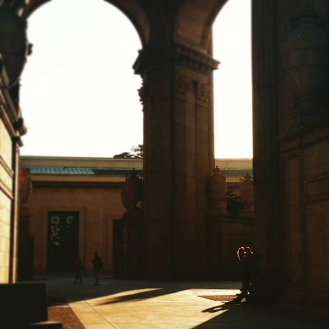SF  Palace of Fine Art